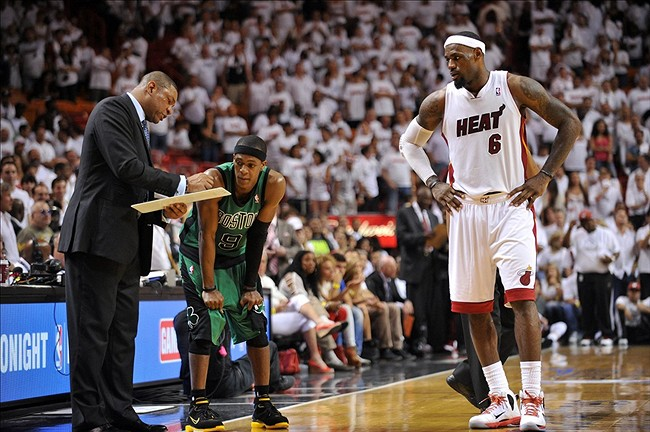 2012 Nba Playoffs Round 2 Update 6 1 Boston Survives A Comeback Downs Heat At Home Soaring Down South