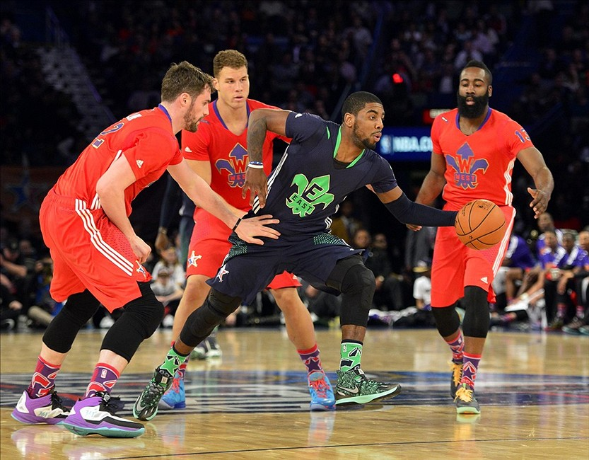 fa3cdd66d45 NBA All-Star Game Recap  East comes from behind to win