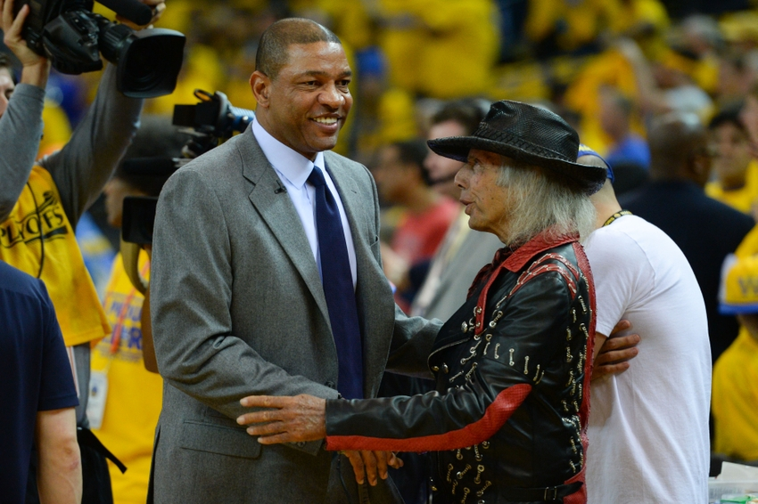 The Atlanta Hawks have James Goldstein rooting for them