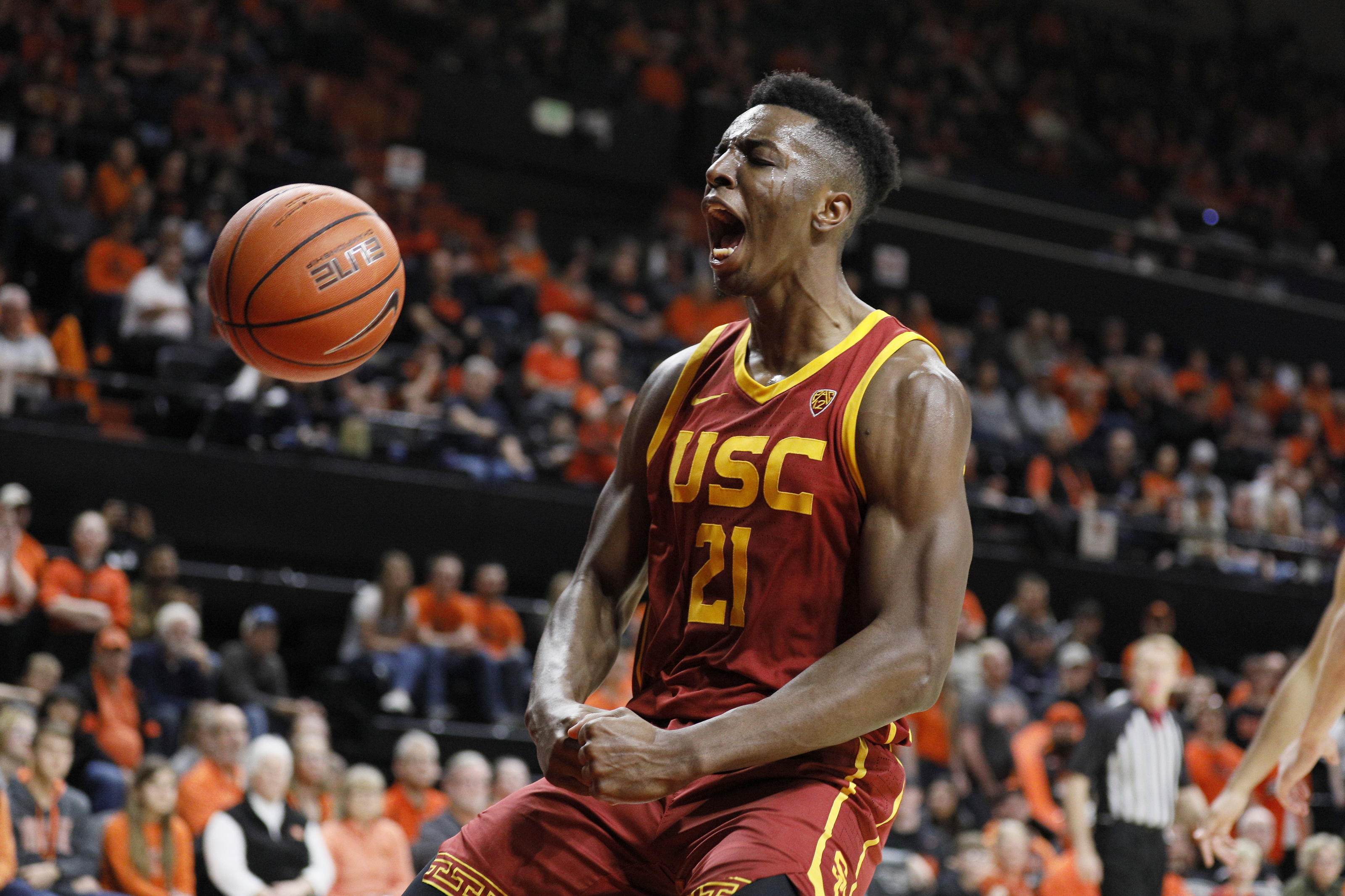Full Two-Round NBA Mock Draft Pre-March Madness