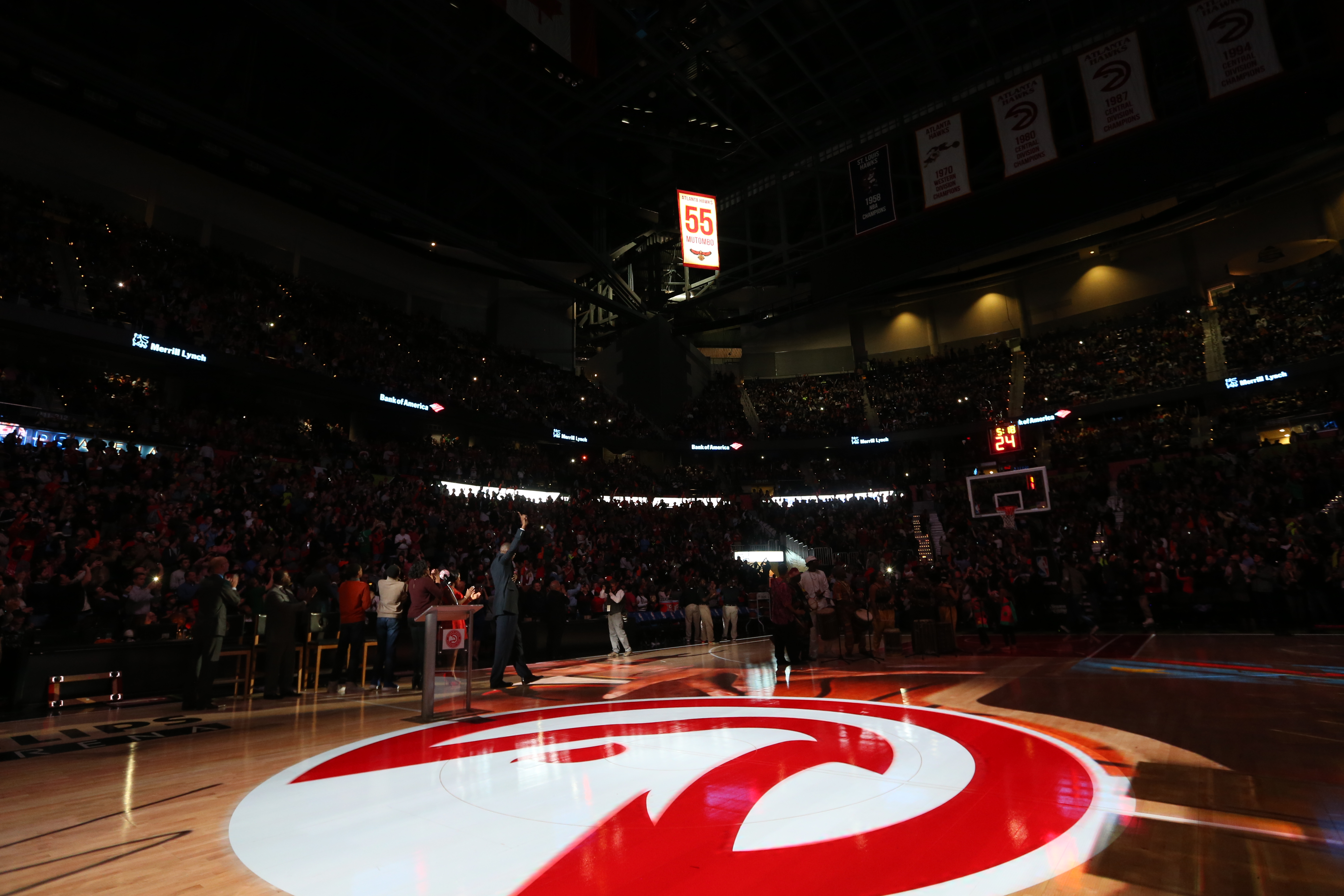 Atlanta Hawks : Sign Veteran Player to Bolster Rotation