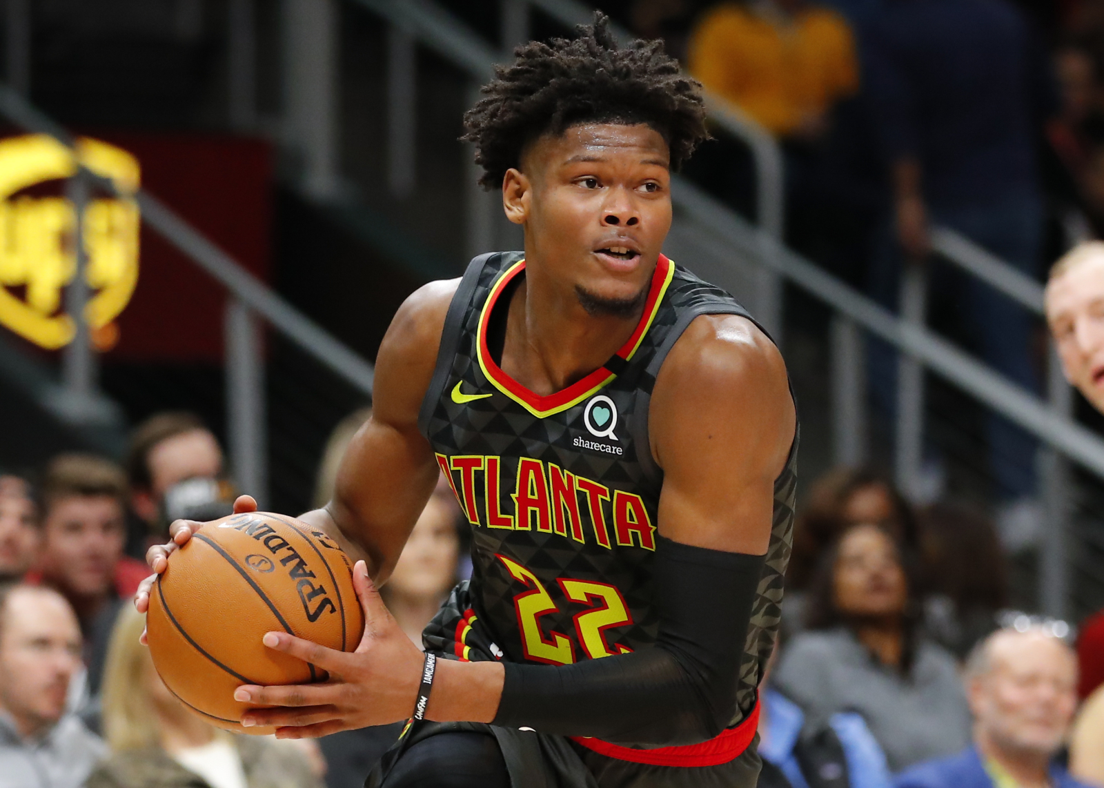 Cam Reddish Was Just Hitting His Stride As The Season Was Interrupted