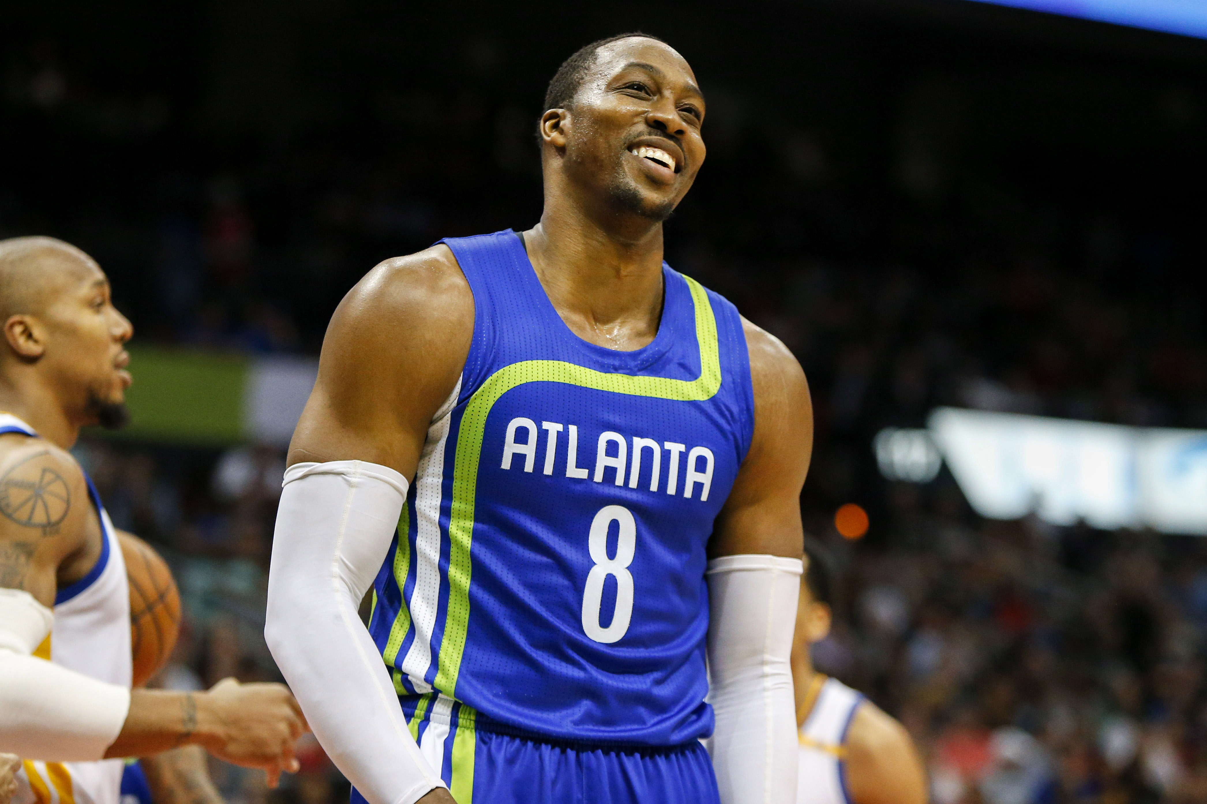 Dwight Howard Should Get More Chances on the fensive End
