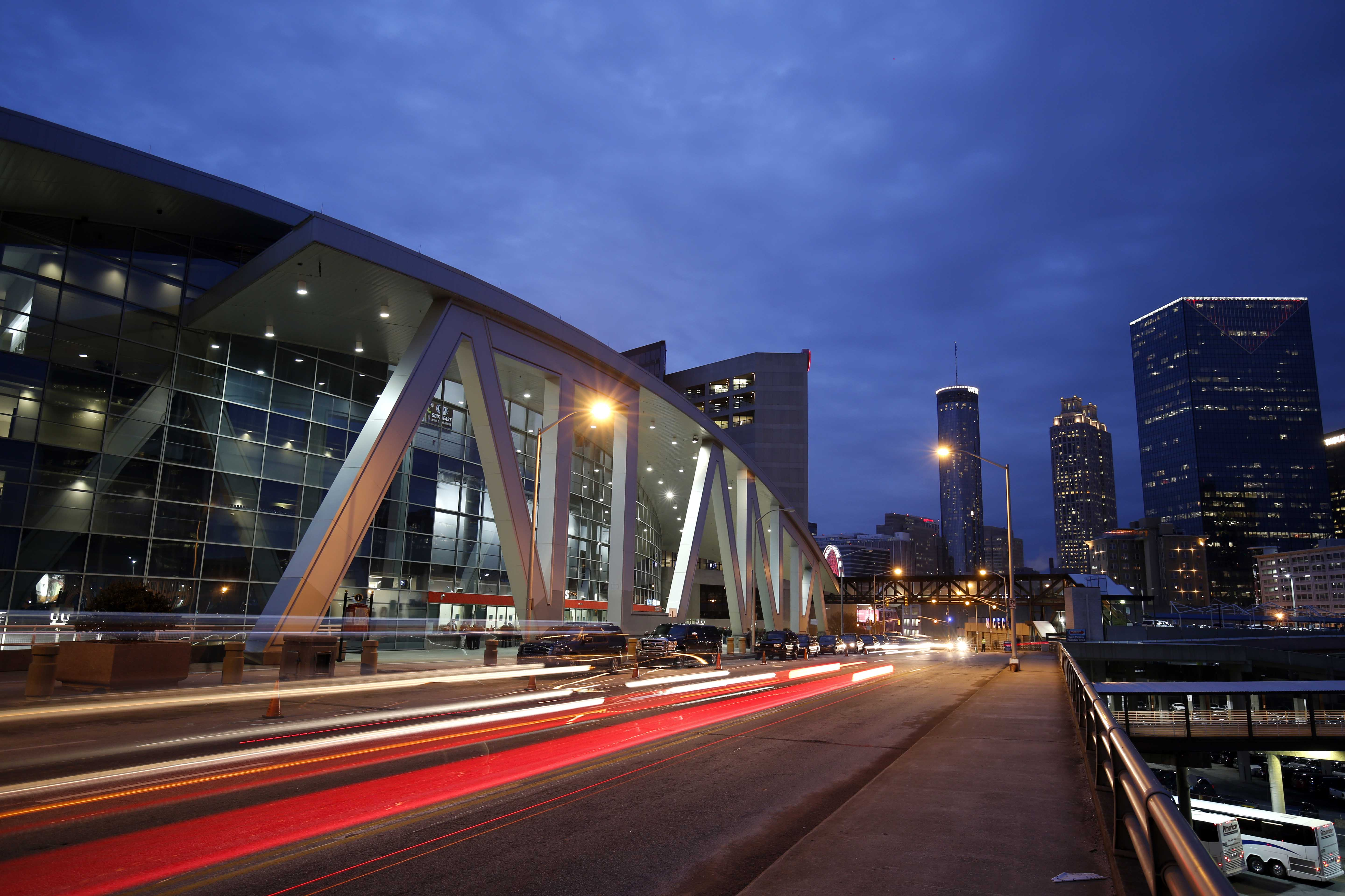 writing african history philips arena